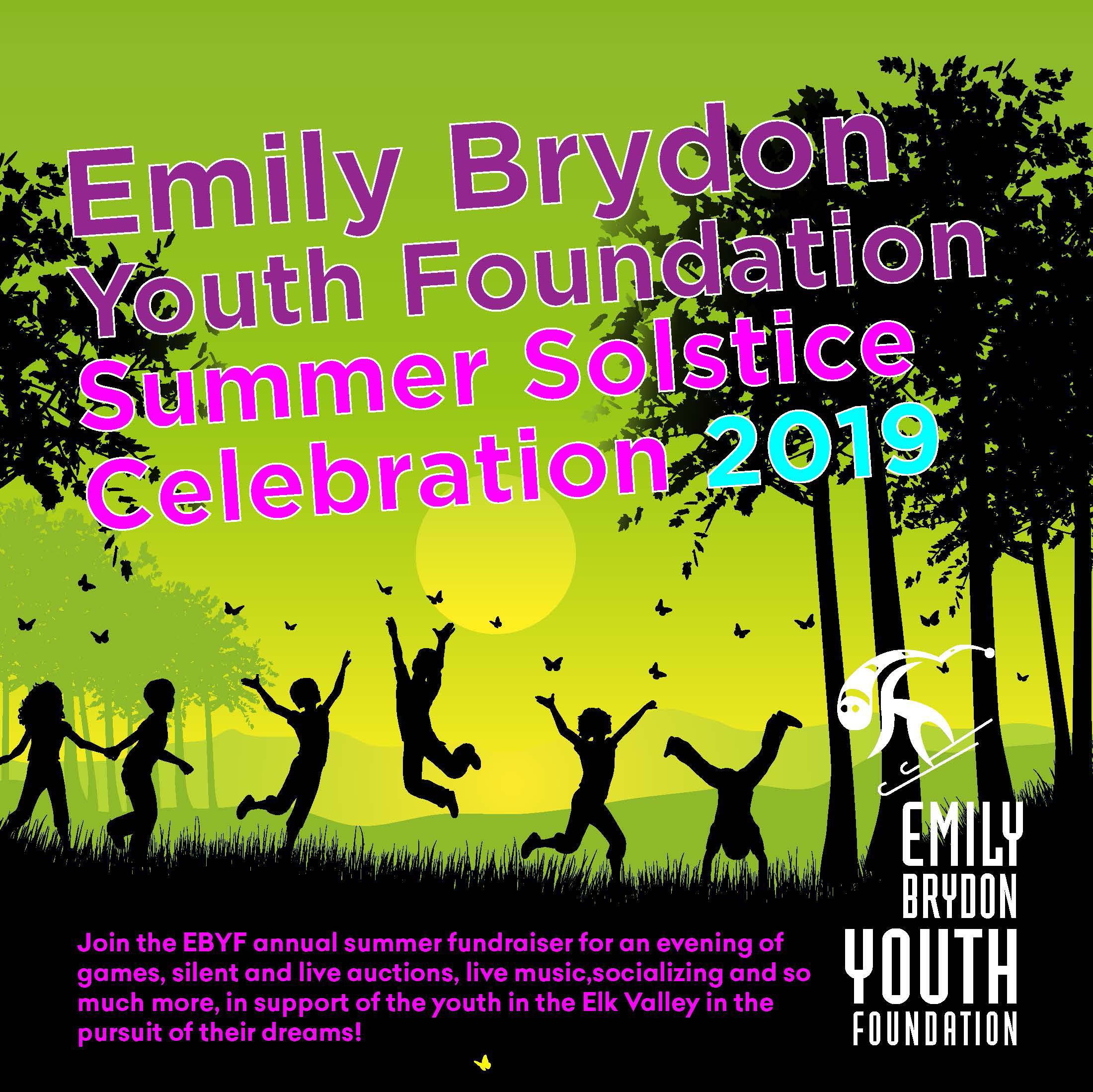 EBYF Summer Fundraiser 2019
